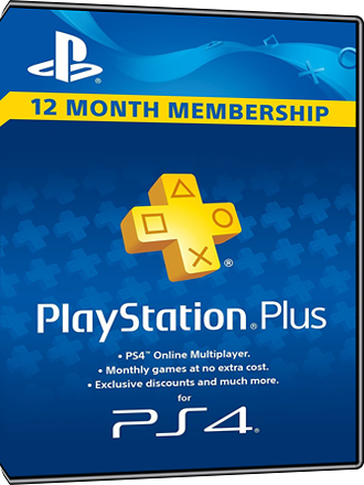 Ps Plus Karte.Playstation Plus Psn Plus Card 365 Days De