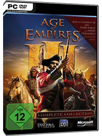 Age of Empires III: Complete Collection Screenshot