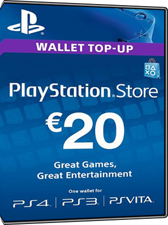 Playstation Network Card 20 Euros [FR] Screenshot