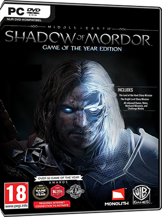 Middle-Earth Shadow of Mordor - Game of the Year Edition Screenshot