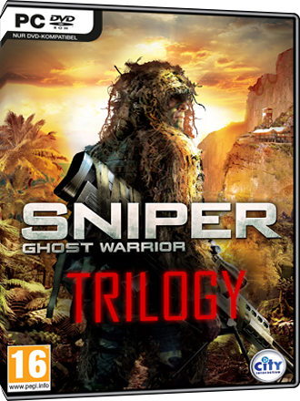 Sniper Ghost Warrior Trilogy Screenshot