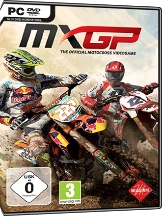 MXGP 2 - The Official Motocross Videogame Screenshot