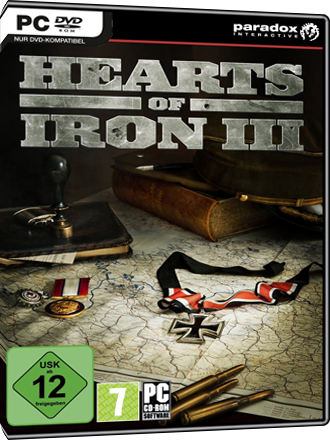 Hearts of Iron 3 Screenshot