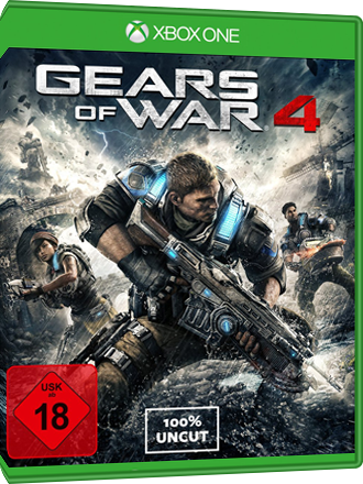 Gears of War 4 - Xbox One Download Code Screenshot