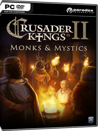Crusader Kings II - Monks and Mystics (DLC) Screenshot
