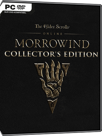 The Elder Scrolls Online - Morrowind (Expansion) - Collector's Edition Screenshot
