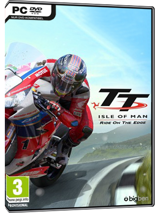 TT Isle of Man - Ride on the Edge Screenshot