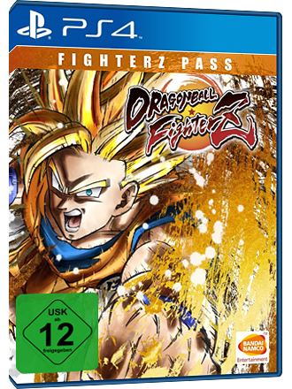 Dragon Ball FighterZ: FighterZ Pass - PS4 Download Code - Deutschland Screenshot