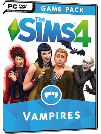 The Sims 4 - Vampires (DLC) Screenshot