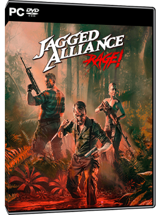 Jagged Alliance Rage Screenshot