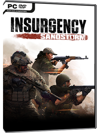 Insurgency Sandstorm Screenshot