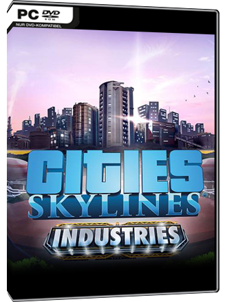 Cities Skylines - Industries (DLC) Screenshot