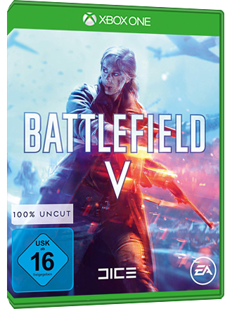 Battlefield V - Xbox One Download Code Screenshot