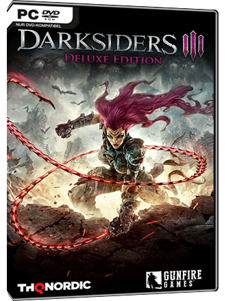 Darksiders 3 - Deluxe Edition Screenshot