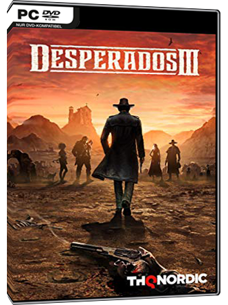 Desperados III Screenshot