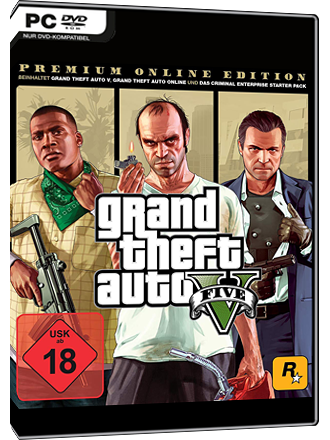 Grand Theft Auto V (GTA 5) - Premium Online Edition Screenshot