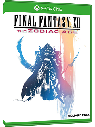 Final Fantasy XII - The Zodiac Age (Xbox One Download Code) Screenshot