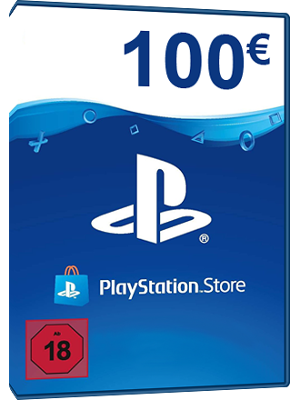 PSN Card 100 Euro [Germany] - Playstation Network Credit Screenshot