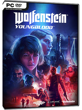 Wolfenstein Youngblood (Steam DE Key - German Version) Screenshot