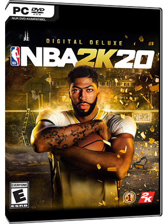 NBA 2K20 - Digital Deluxe Edition Screenshot