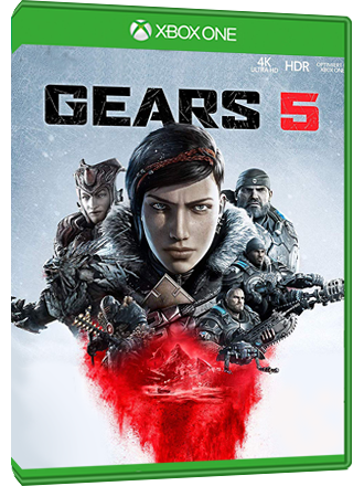 Gears 5 - Xbox One Download Code Screenshot