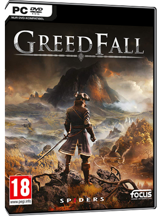 GreedFall Screenshot
