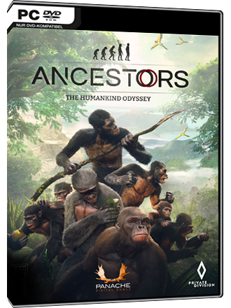 Ancestors - The Humankind Odyssey (Epic Games Store Key) Screenshot