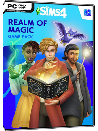 The Sims 4 - Realm of Magic (DLC) Screenshot