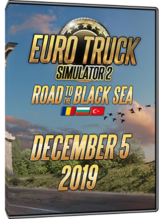 Euro Truck Simulator 2 - Road to the Black Sea (DLC) Screenshot