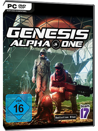 Genesis Alpha One Screenshot