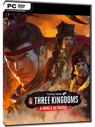 Total War Three Kingdoms - A World Betrayed (DLC) Screenshot