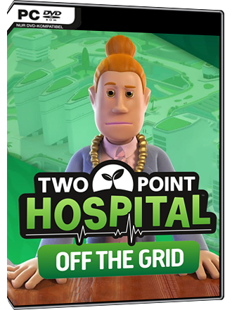 Two Point Hospital - Off The Grid (DLC) Screenshot