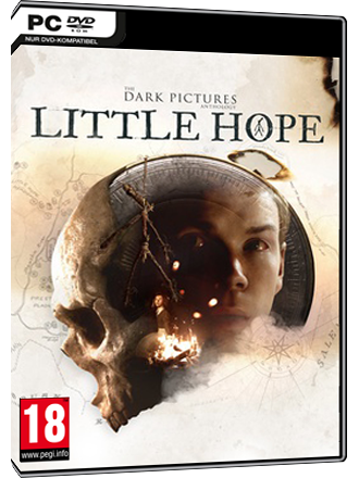 The Dark Pictures Anthology - Little Hope Screenshot