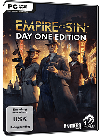 Empire of Sin - Day One Edition Screenshot