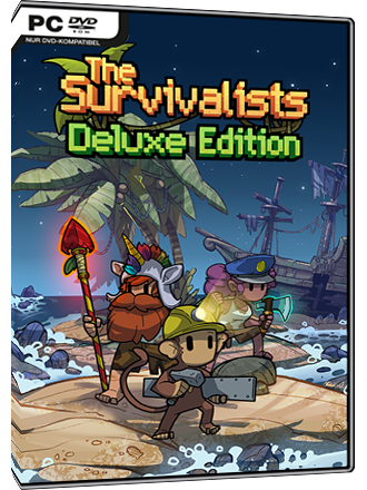 The Survivalists - Deluxe Edition Screenshot