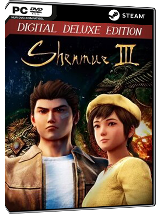 Shenmue 3 - Deluxe Edition (Steam Key) Screenshot