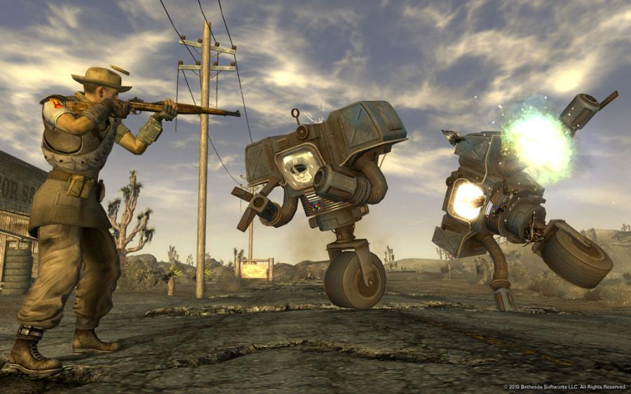 Fallout New Vegas (uncut) Screenshot 4