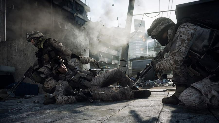 Battlefield 3 Uncut Key Screenshot 3