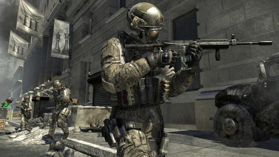 Call of Duty 8 - Modern Warfare 3 (Uncut) Screenshot 10