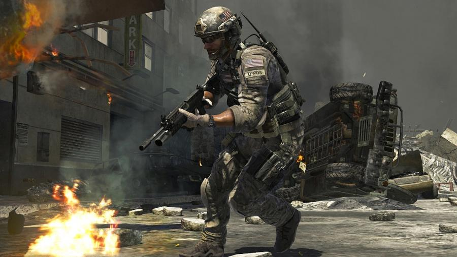 Call of Duty 8 - Modern Warfare 3 (Uncut) Screenshot 2
