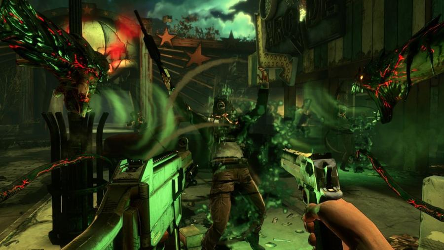 The Darkness 2 Screenshot 10