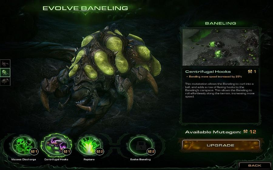 Starcraft 2: Heart of the Swarm (EU) Screenshot 8