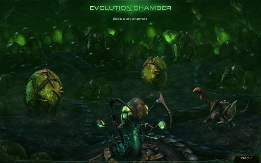 Starcraft 2: Heart of the Swarm (EU) Screenshot 9