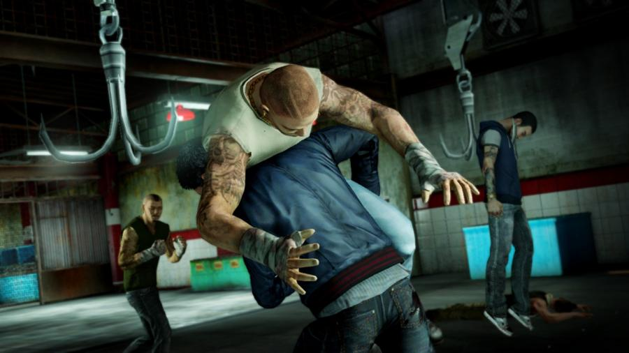 Sleeping Dogs Screenshot 10