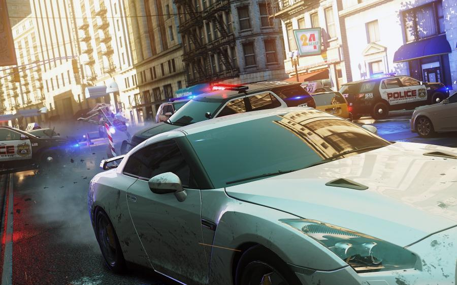 Need for Speed Most Wanted Screenshot 5