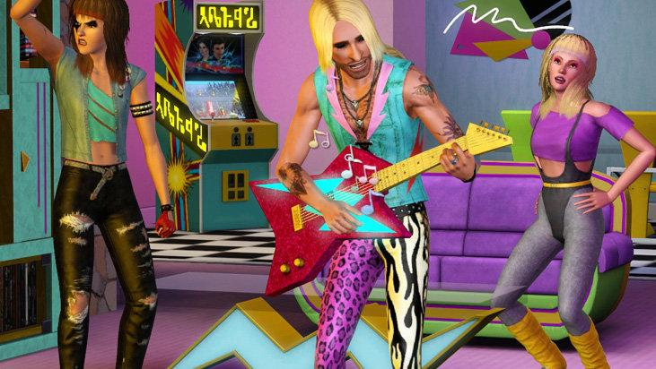 The Sims 3 - 70s, 80s and 90s Stuff (Addon) Screenshot 3