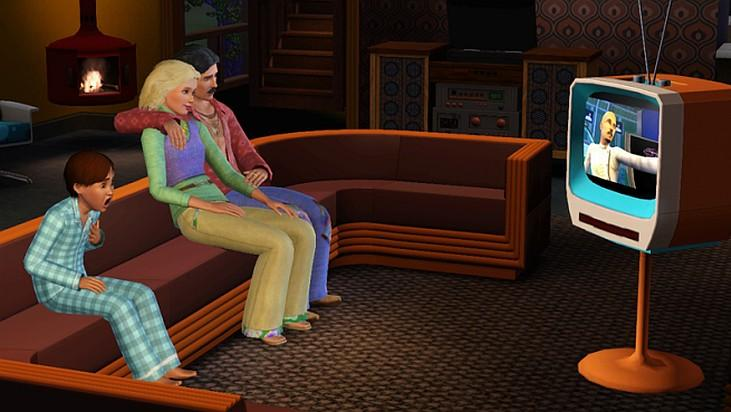 The Sims 3 - 70s, 80s and 90s Stuff (Addon) Screenshot 7