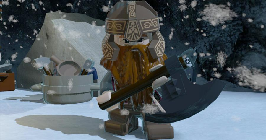 LEGO The Lord Of The Rings Screenshot 3