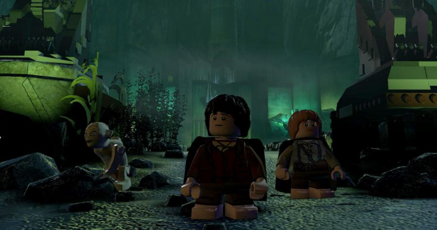 LEGO The Lord Of The Rings Screenshot 2