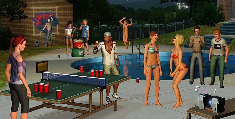 <span>Around the <b class=sec>Sims</b> <b class=sec>3</b> | Custom Content Downloads | Objects | Sims…</span>